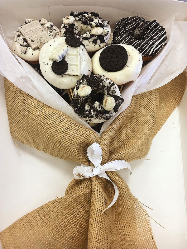 cookies & cream bouquet